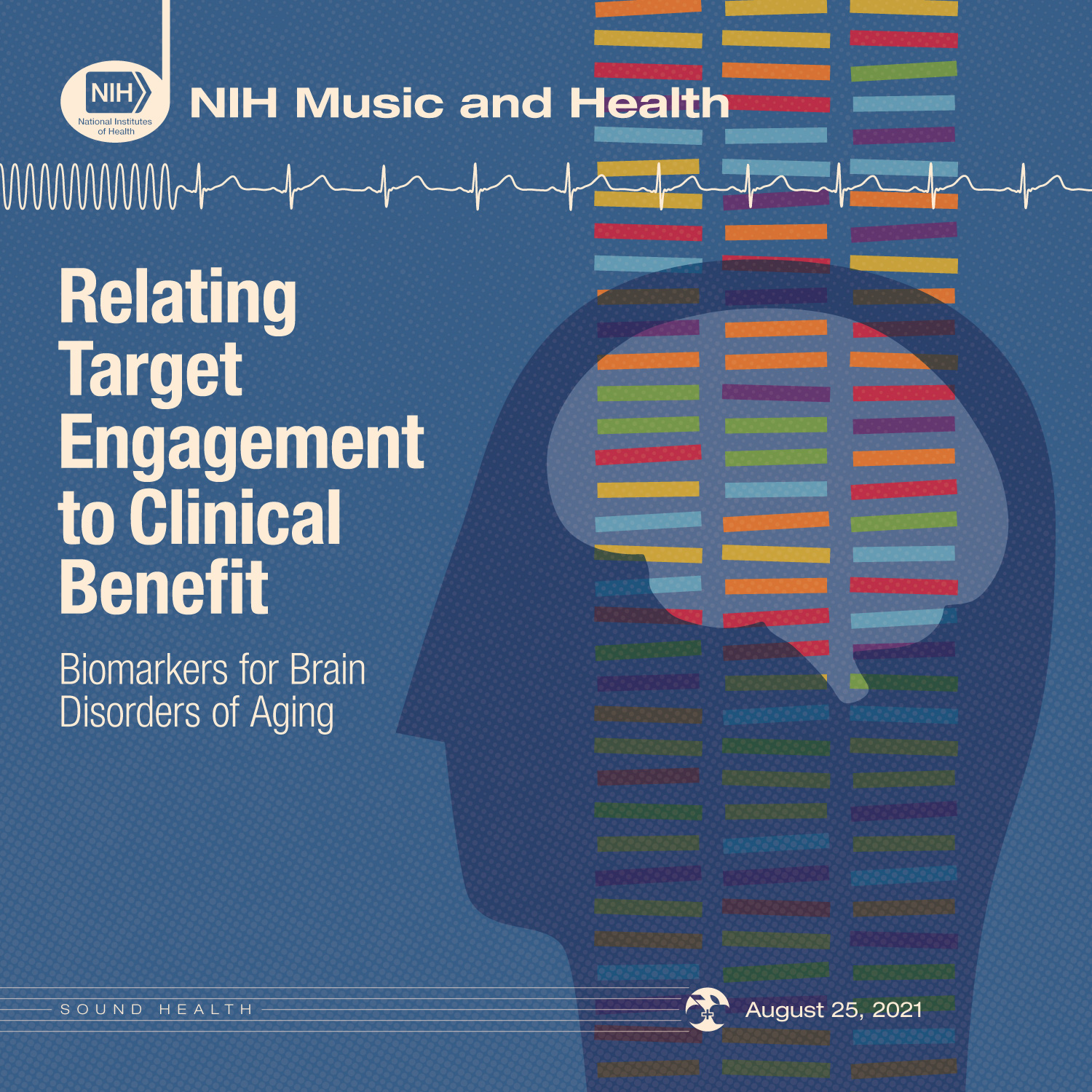 Music and Health: biomarkers for brain disorders of aging