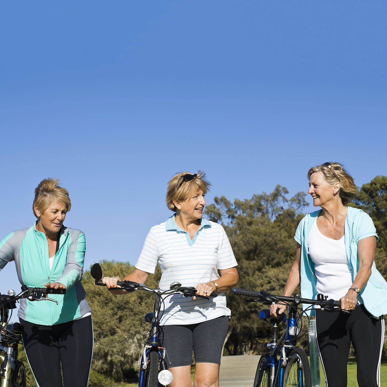 Menopause_women bikes_