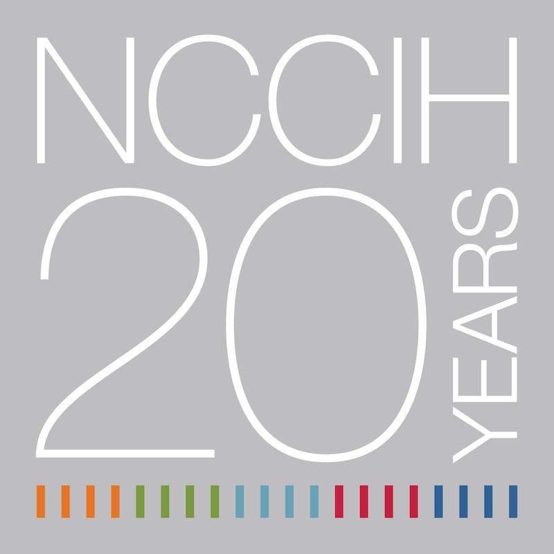 NCCIH 20th Anniversary Logo