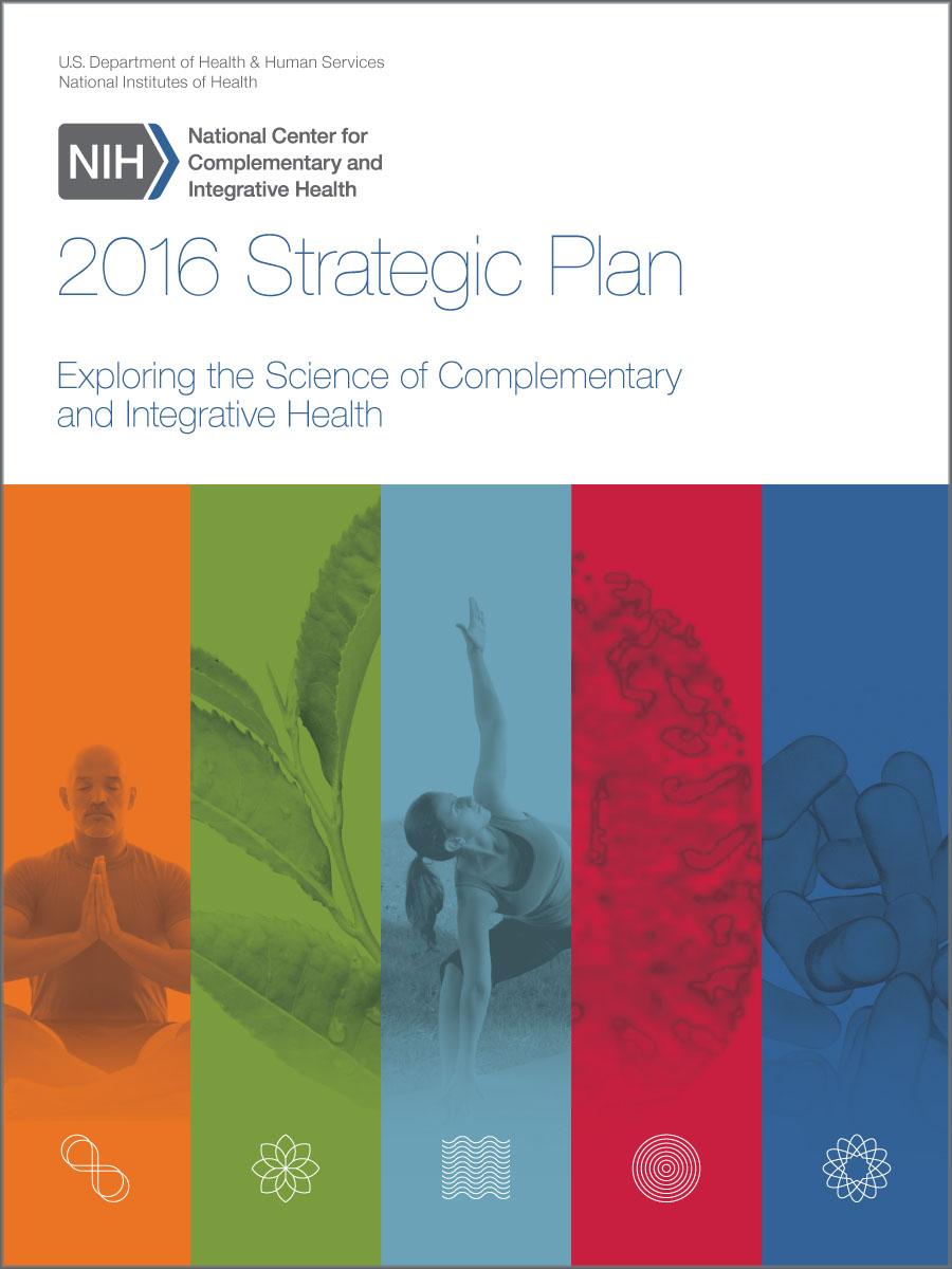 NCCIH 2016 Strategic Plan Cover