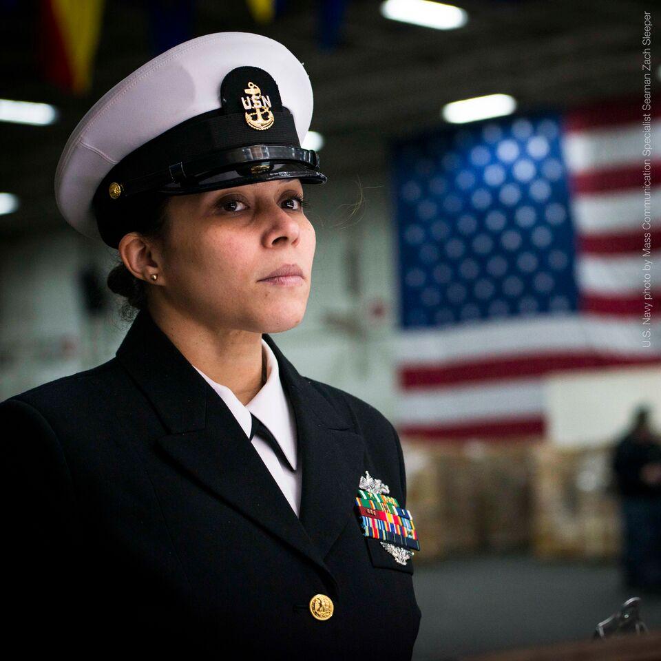US Navy flicker