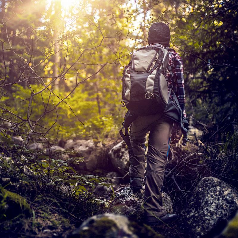 lyme disease hiking hike_GettyImages