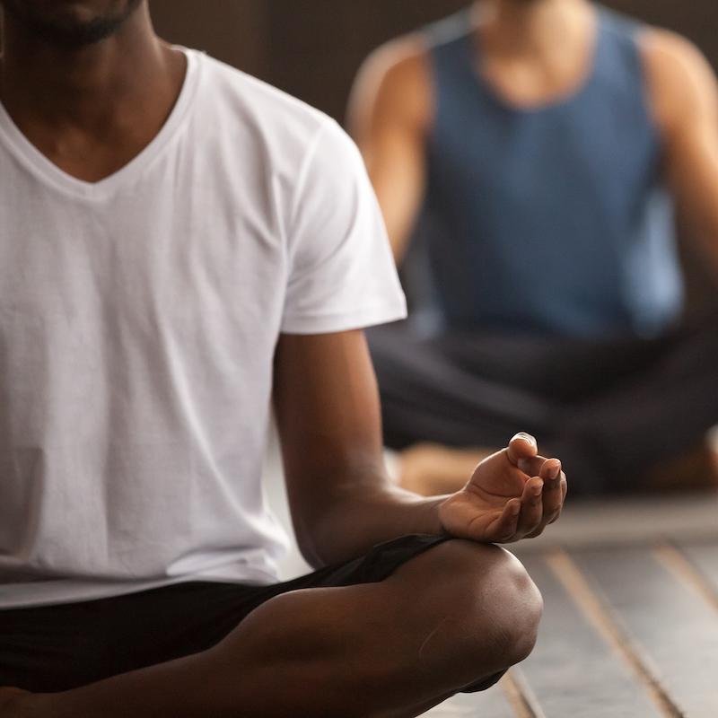 meditation class group