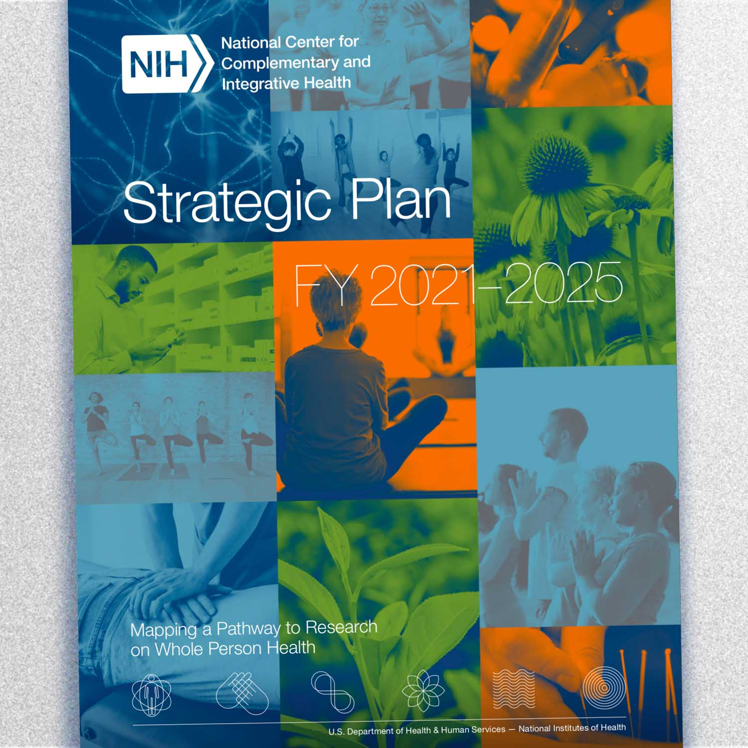 Strategic Plan cover image for homepage highlights
