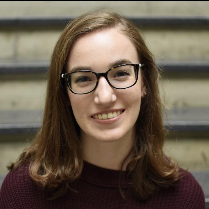 Rachel Weger, postbac IRTA