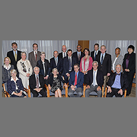 Group photo of NCCAM's Advisory Council