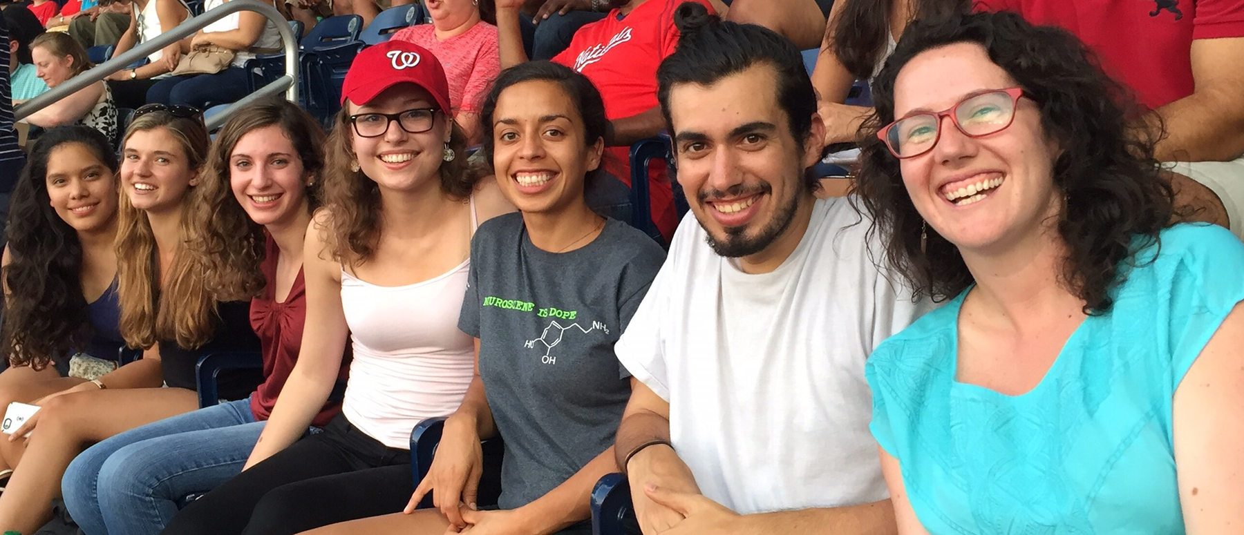 "The ANP Lab attended HHS ""Night at the Ballpark"""