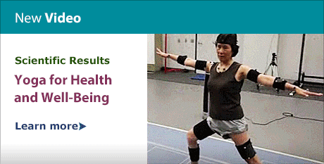 Video: Scientific Results of Yoga for Health and Well-Being. Learn More