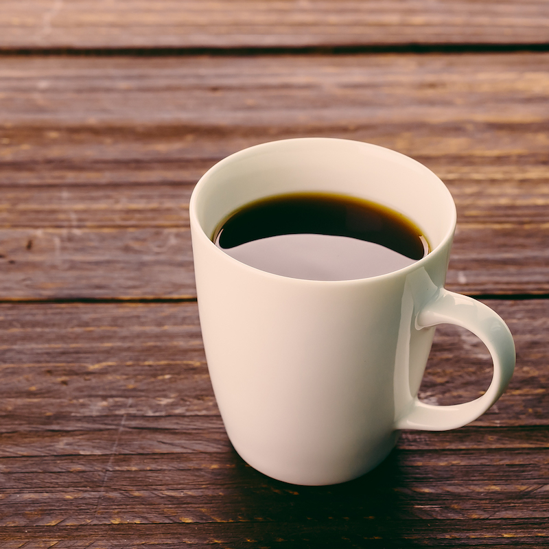 Needles And Coffee May Not Mix  Even A Low Dose Of