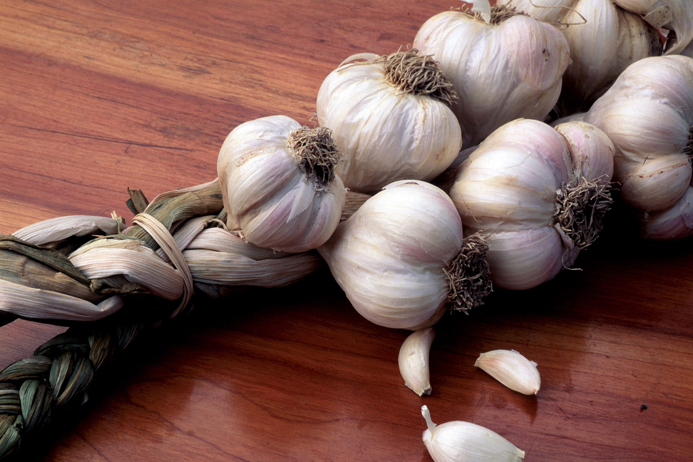 Garlic Does Not Appear to Lower
