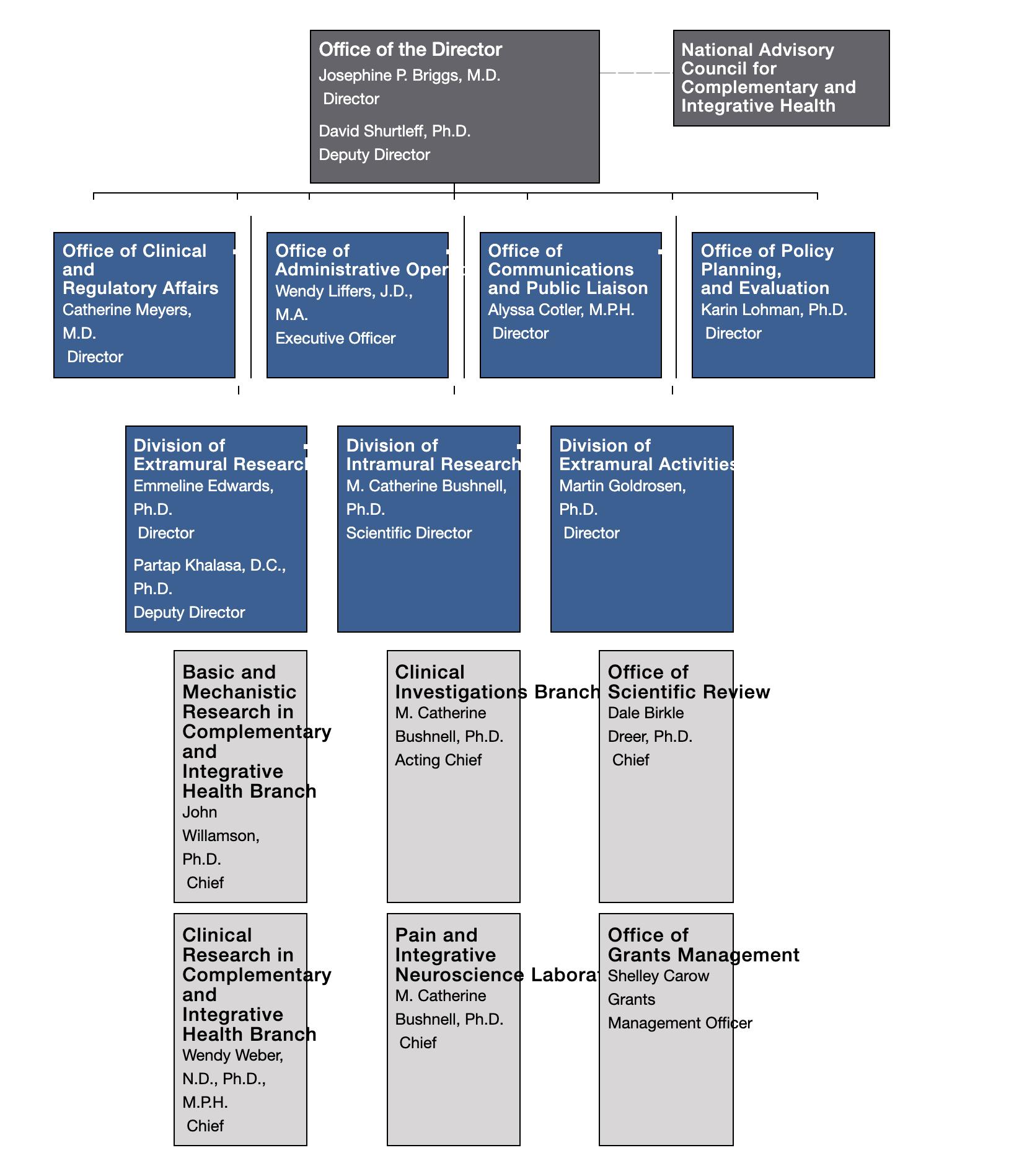 2017 Organizational Chart