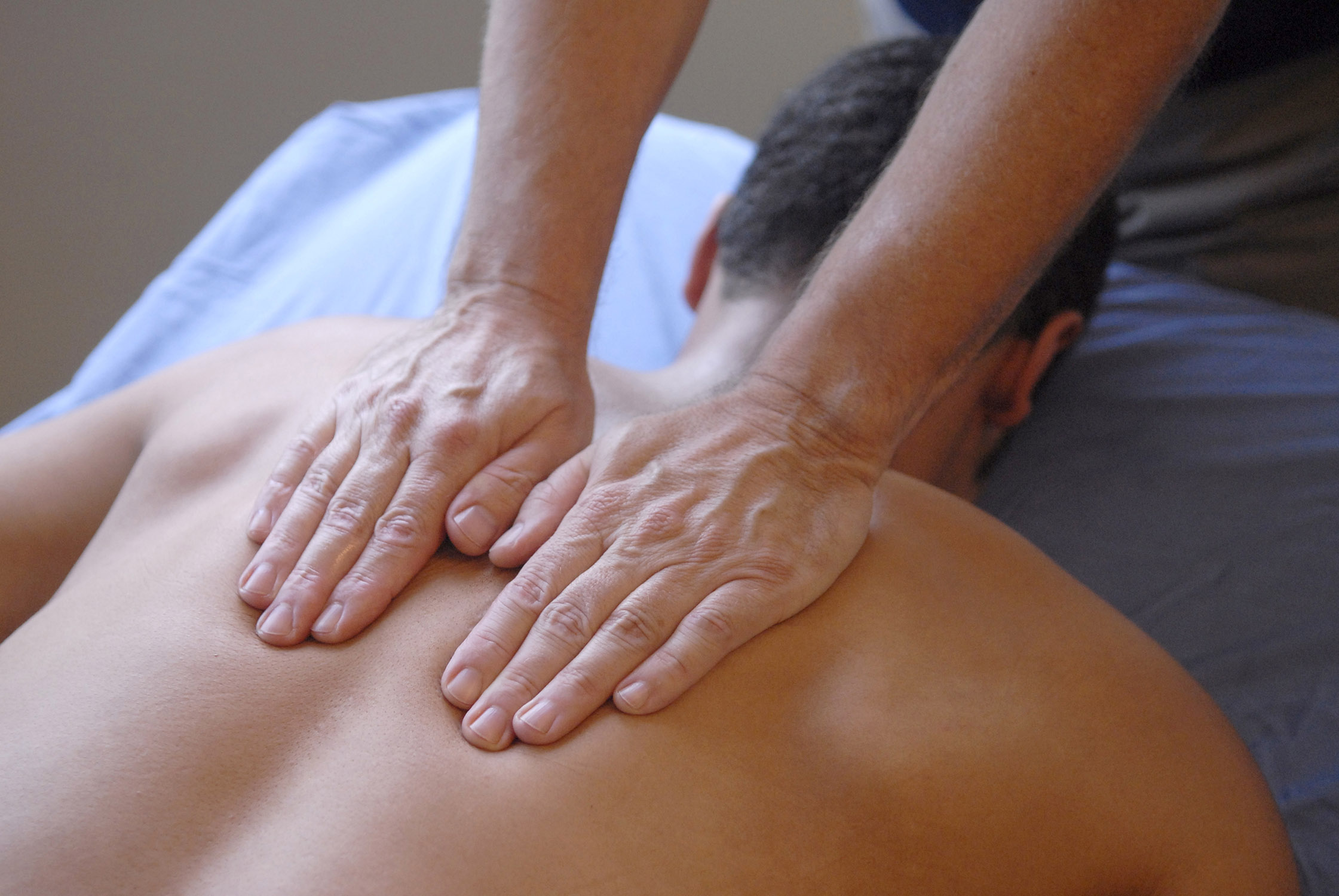 Male Full Body Massage Video
