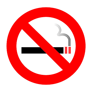 International No Smoking Symbol