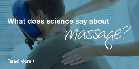 What does science say about massage?
