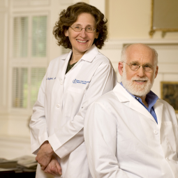 Photo of Drs. Groopman and Hartzband