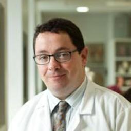 Dr. Cryan Portrait