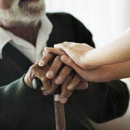 Parkinson hands