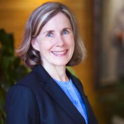 M. Catherine Bushnell, Ph.D. © Lisa Helfert