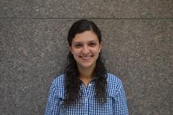 Olga Oretsky, Postbaccalaureate IRTA Fellow