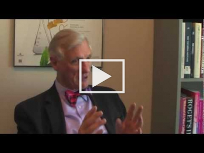 Interview With Dr. David Kingston [Highlights]