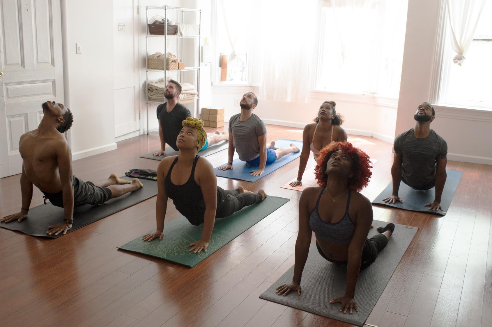 yoga nccih